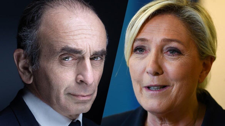 Zemmour dohání v průzkumech Marine le Pen, utká se nakonec s Macronem o vítězství?
