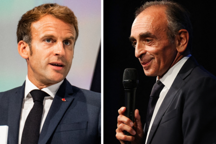 Francie: Poslední průzkumy ukazují, že Zemmour již v klání o prezidentský post předstihl Marine le Pen